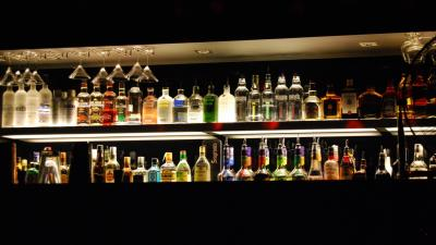 Liquor Shelf Pictures Wallpaper 66340