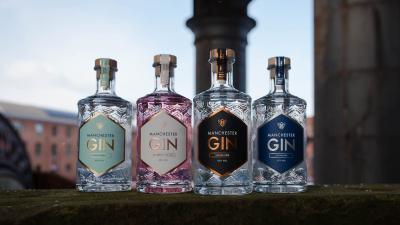 Manchester Gin Alcohol Wallpaper 66359