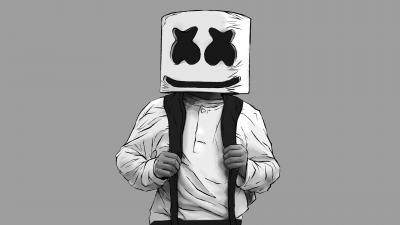 Marshmello DJ Wallpaper Background 62751