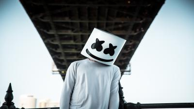 Marshmello Wide Wallpaper HD 62753