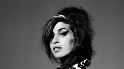 Monochrome Amy Winehouse Wallpaper 66338