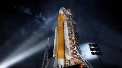 NASA Space Launch System Wallpaper 63430