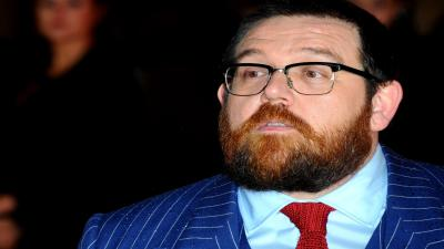 Nick Frost Actor HD Wallpaper 64000