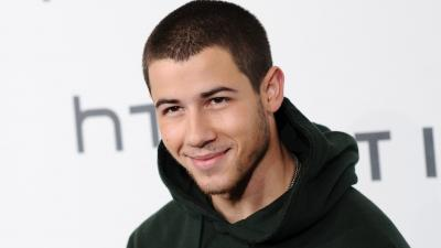 Nick Jonas Celebrity Background Wallpaper 64739