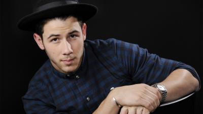 Nick Jonas Hat Wallpaper 64746