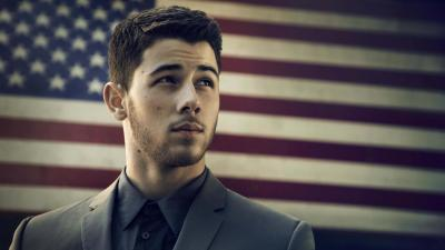Nick Jonas Widescreen Background Wallpaper 64748