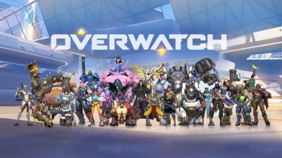 Overwatch Game HD Wallpaper 62853