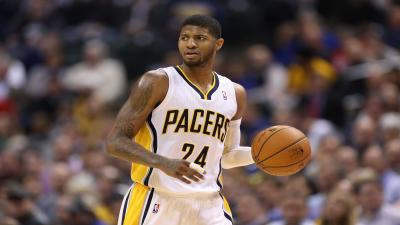 Paul George Athlete Wallpaper 63748