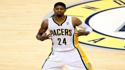 Paul George Pacers Widescreen Wallpaper 63754