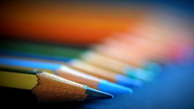 Pencils Up Close HD Wallpaper 64413