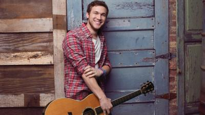 Phillip Phillips Smile Desktop Wallpaper 63248