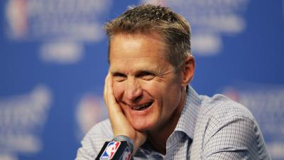 Steve Kerr Smile Wallpaper 63838