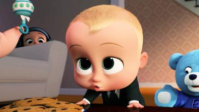 The Boss Baby Movie Desktop Wallpaper 63064