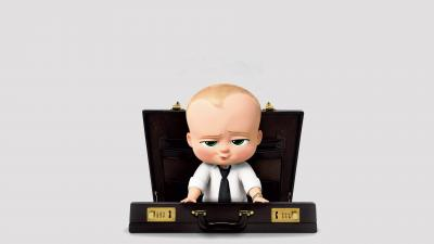 The Boss Baby Movie Widescreen Wallpaper 63061