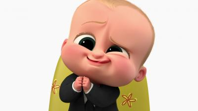The Boss Baby Wallpaper 63058