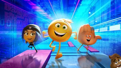 The Emoji Movie Wide Wallpaper 63051