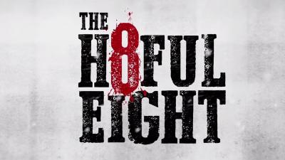 The Hateful Eight Logo Wallpaper 63101