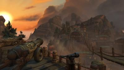 World Of Warcraft Battle For Azeroth Screenshot Wallpaper 62861