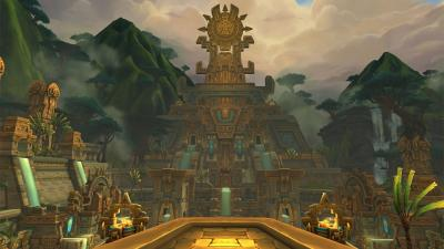 World Of Warcraft Battle For Azeroth Video Game Wallpaper 62867