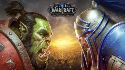 World Of Warcraft Battle For Azeroth Wallpaper Background HD 62868