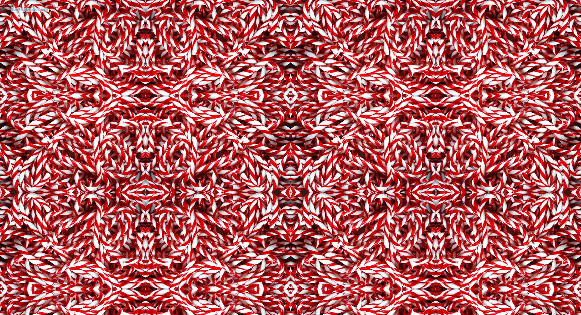 trippy candy cane wallpaper 66280