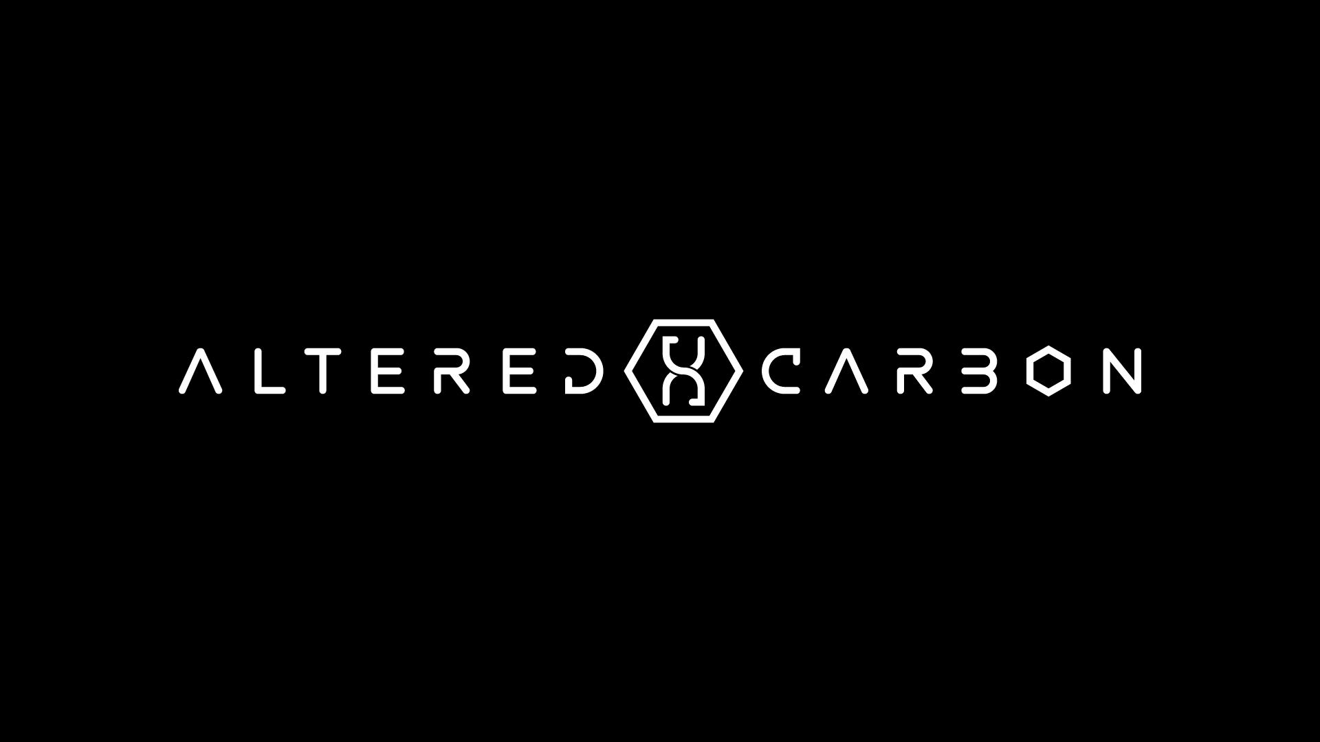 altered carbon logo wallpaper 62905