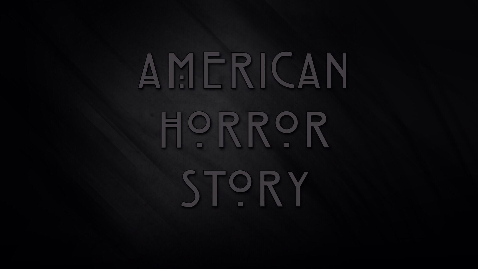 american horror story logo desktop wallpaper 65227