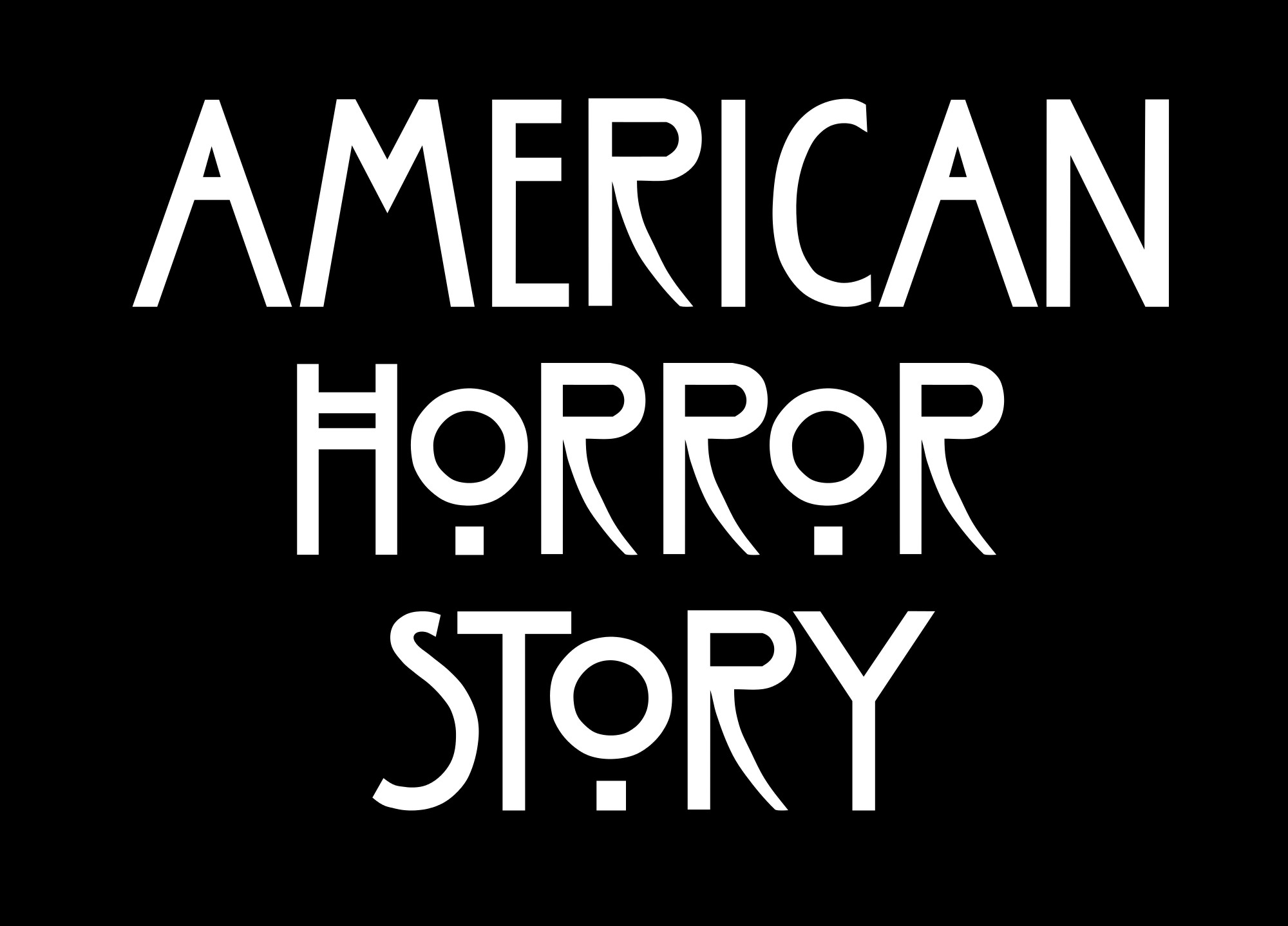 american horror story logo hd wallpaper 65232