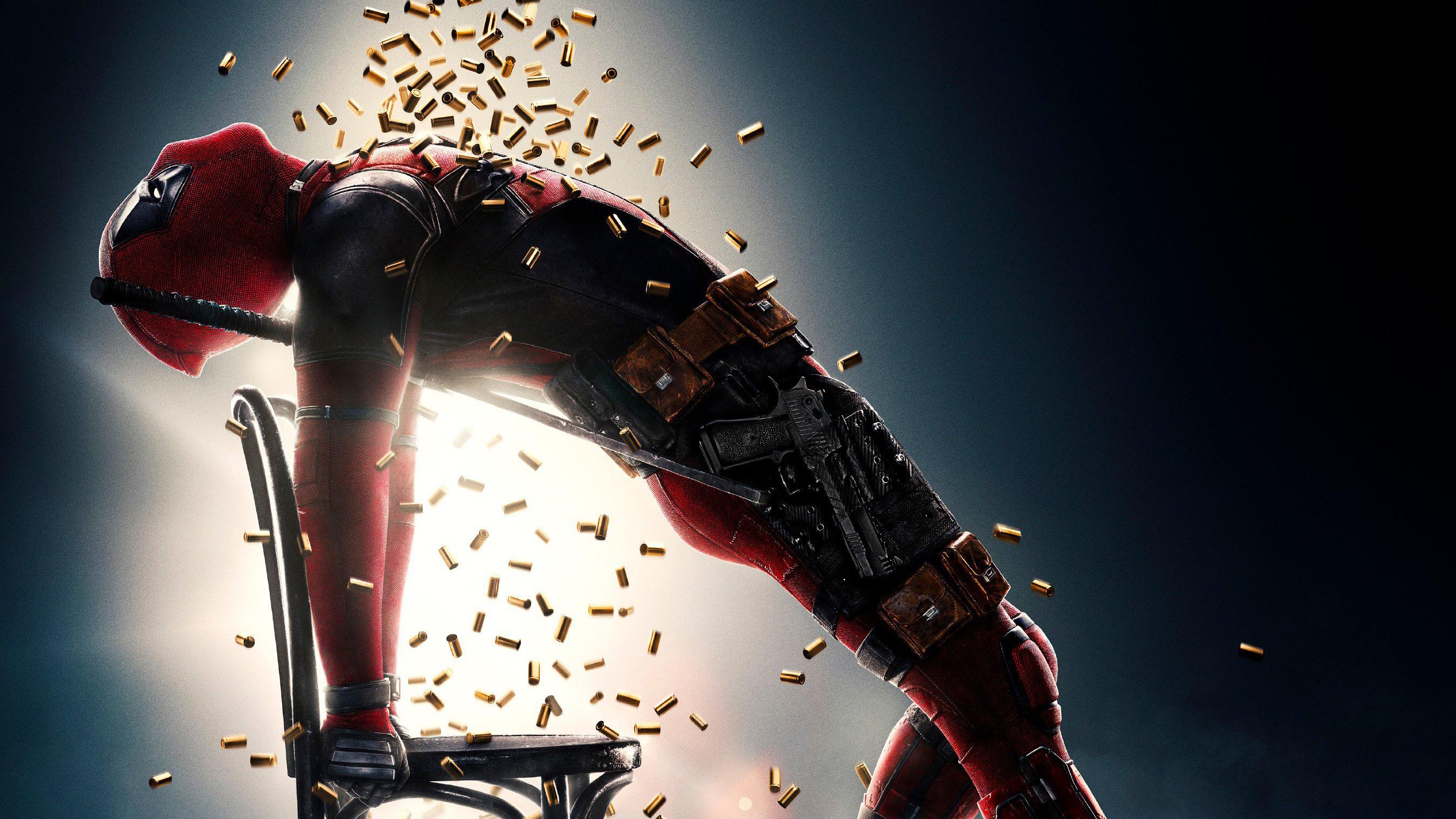 Deadpool 2 Movie Wallpaper Background 63075