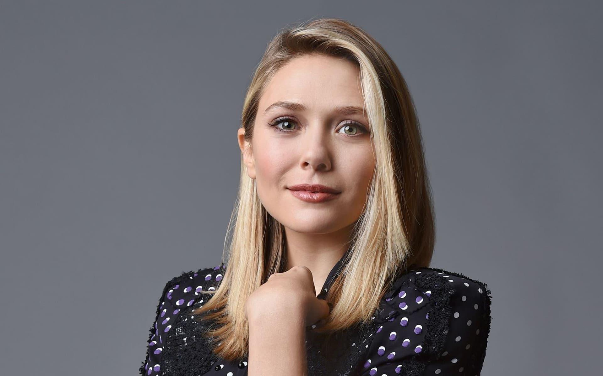 Elizabeth Olsen Makeup HD Wallpaper 66257