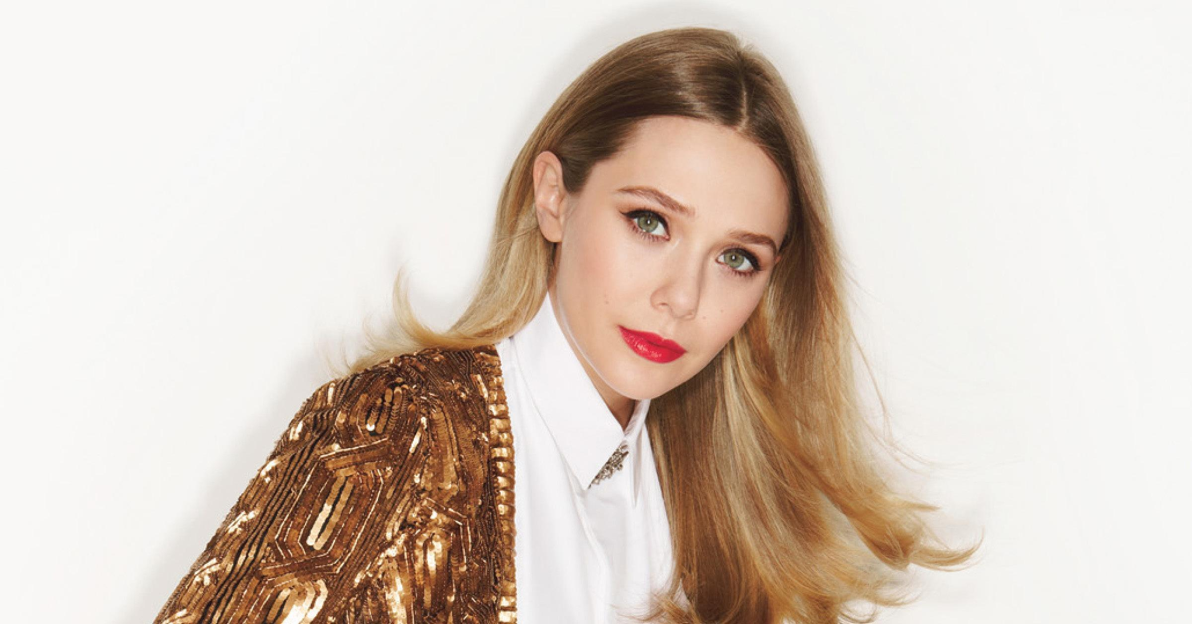elizabeth olsen makeup wallpaper 66255
