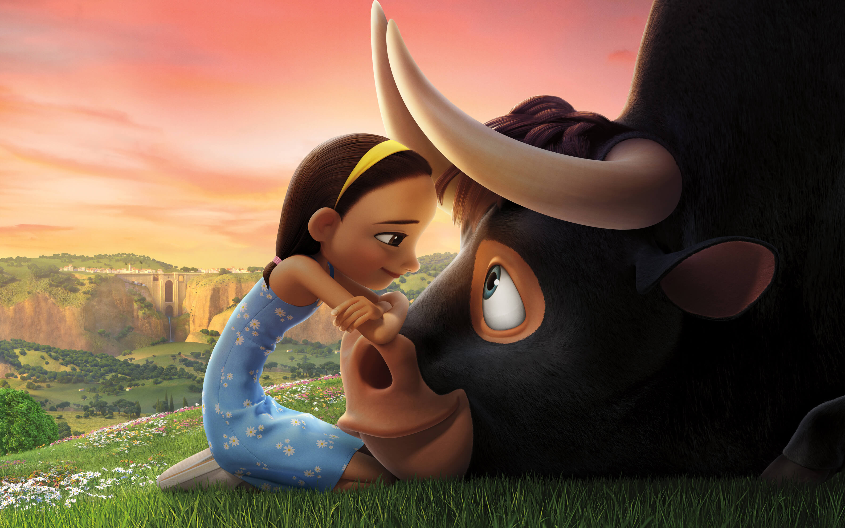 ferdinand movie widescreen hd wallpaper 63469