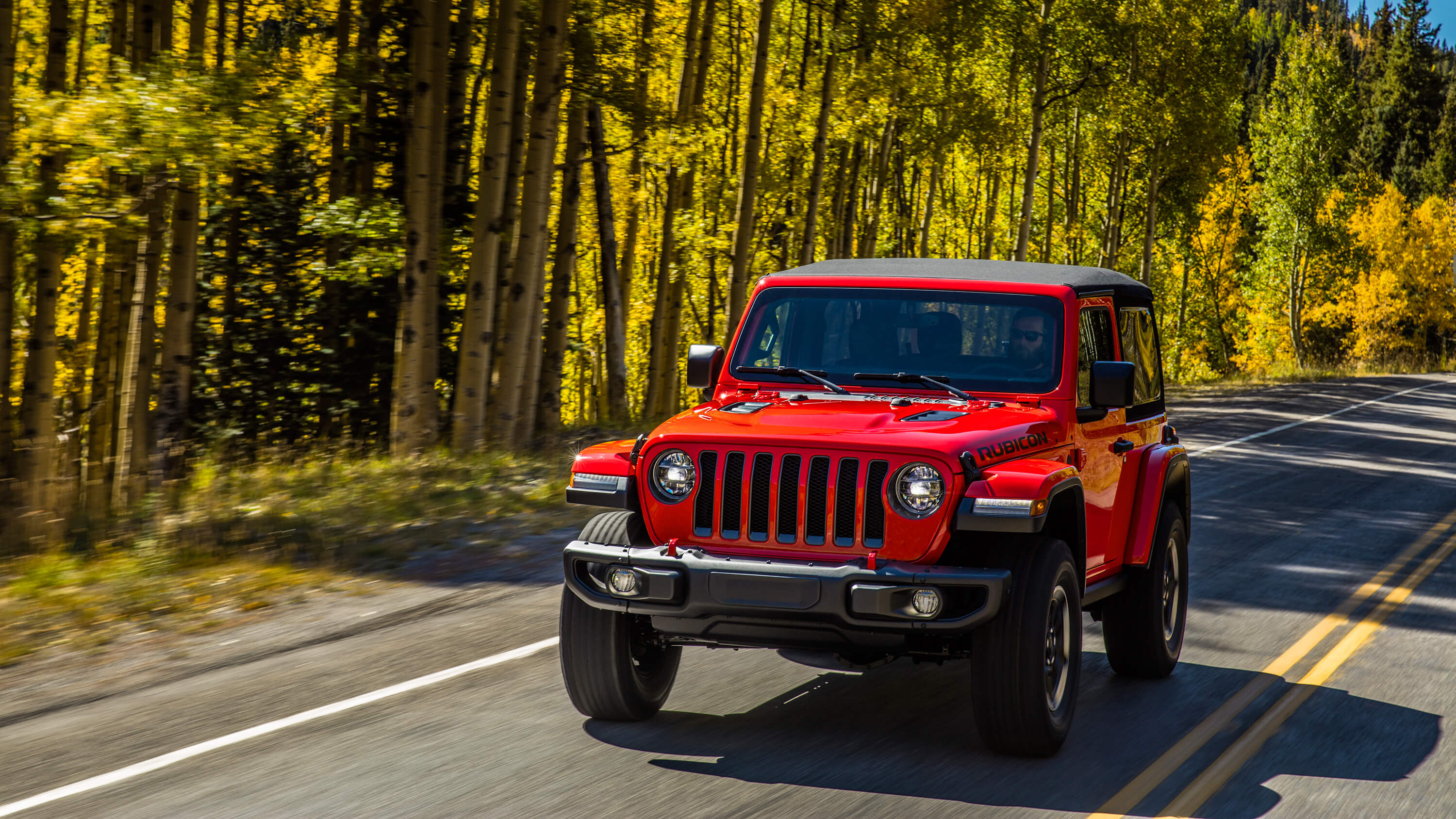 Jeep Wrangler Rubicon HD Wallpaper