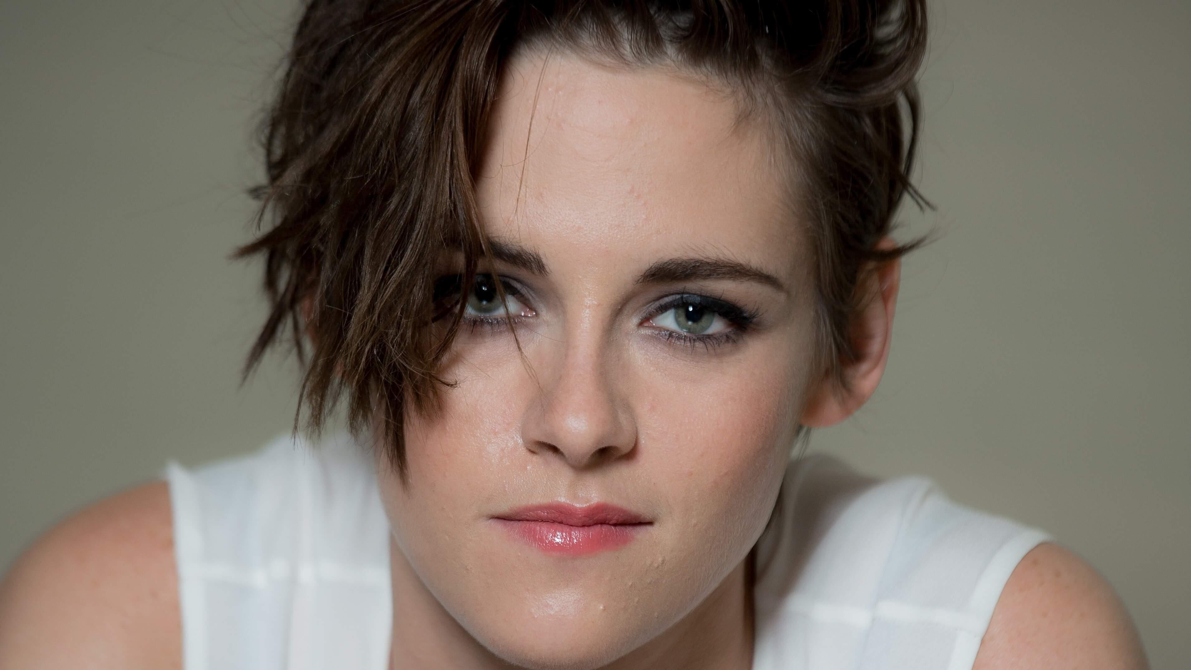 Kristen Stewart Face Wallpaper 65654 3822x2150px
