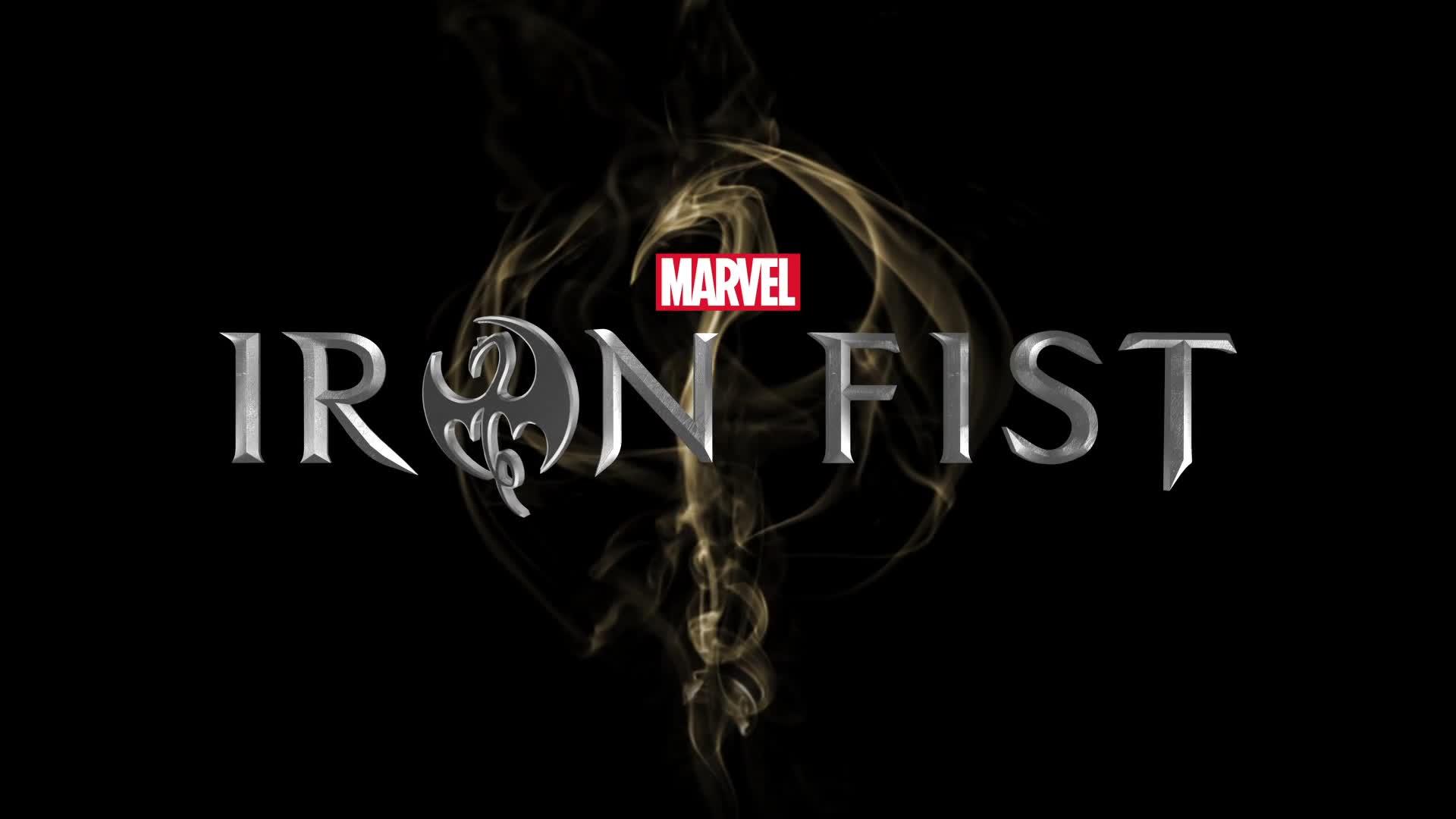 marvel iron fist logo wallpaper 65664