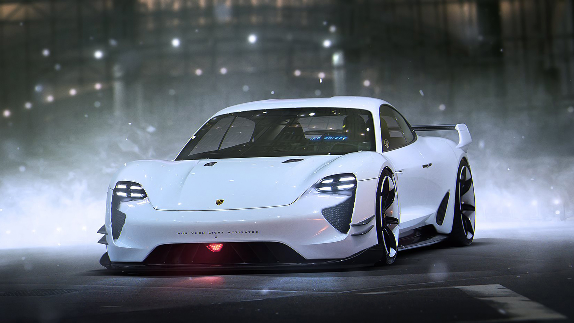 porsche mission e wallpaper 63422
