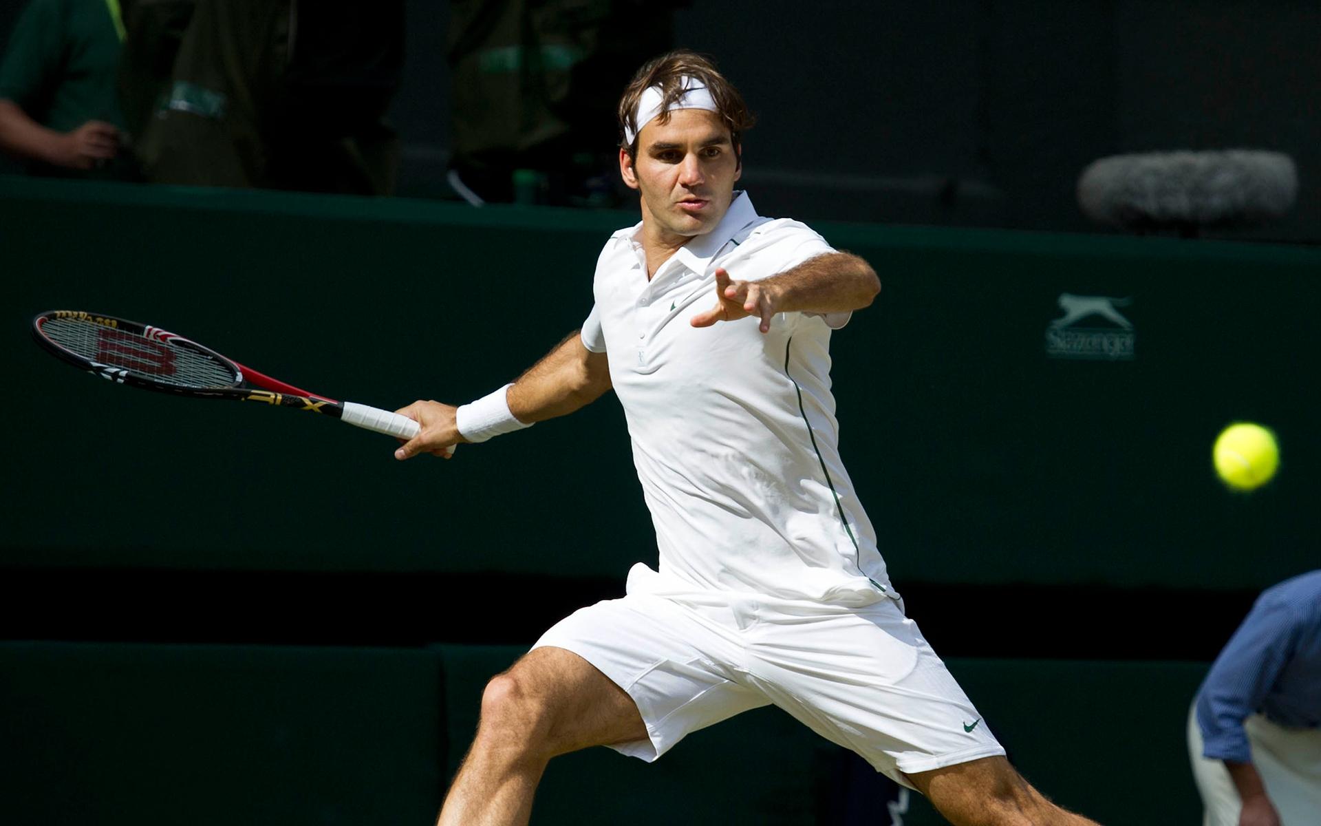 Roger Federer Tennis Wallpaper 64974 1920x1200px