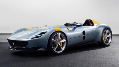 4K Ferrari Monza Wallpaper 65318