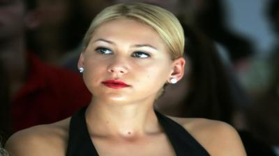 Anna Kournikova Makeup Wallpaper 65026