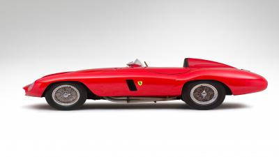 Classic Ferrari Monza Side View Wallpaper 65316
