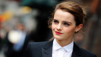 Emma Watson Makeup Background Wallpaper 65502