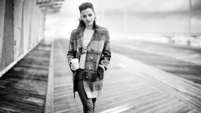 Emma Watson Outfit Wallpaper 65498