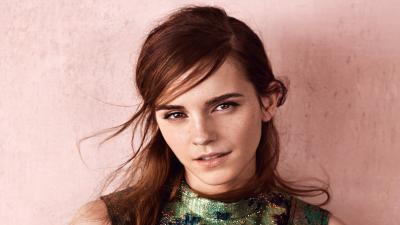 Emma Watson Widescreen Wallpaper 65500