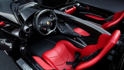Ferrari Monza Car Interior Wallpaper 65321