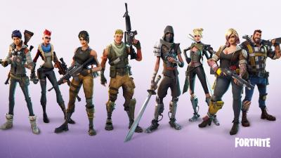 Fornite Character Skins Wallpaper 64609