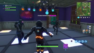 Fortnite Dance Floor Wallpaper 63519