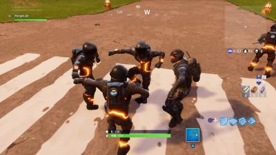 Fortnite Dance Squad Wallpaper 63513