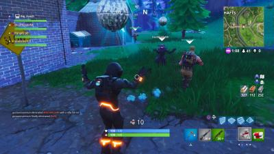 Fortnite Disco Ball Dance HD Wallpaper 63523