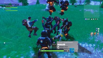 Fortnite Group Dance Wallpaper 63522