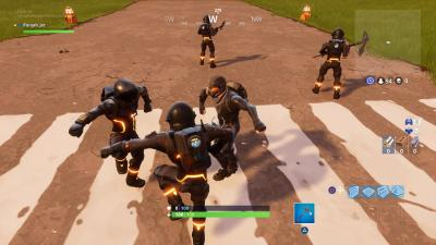 Fortnite Pregame Dance Wallpaper 63512